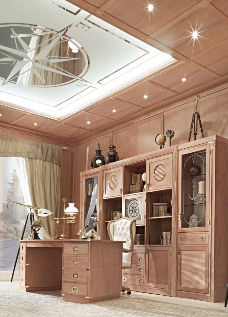 Studio Regent stile vecchia marina