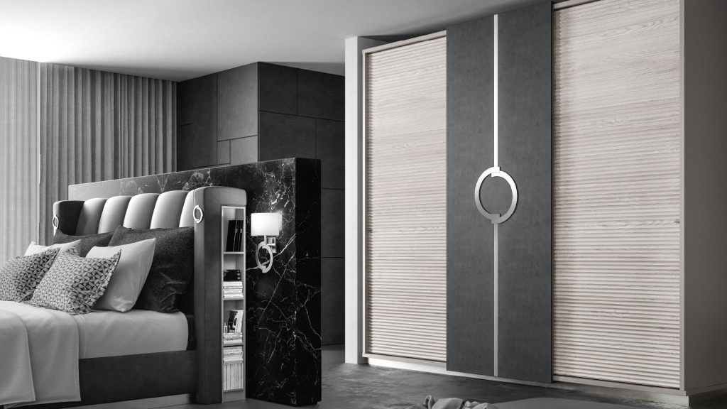 Skyline wardrobe Concept by Caroti