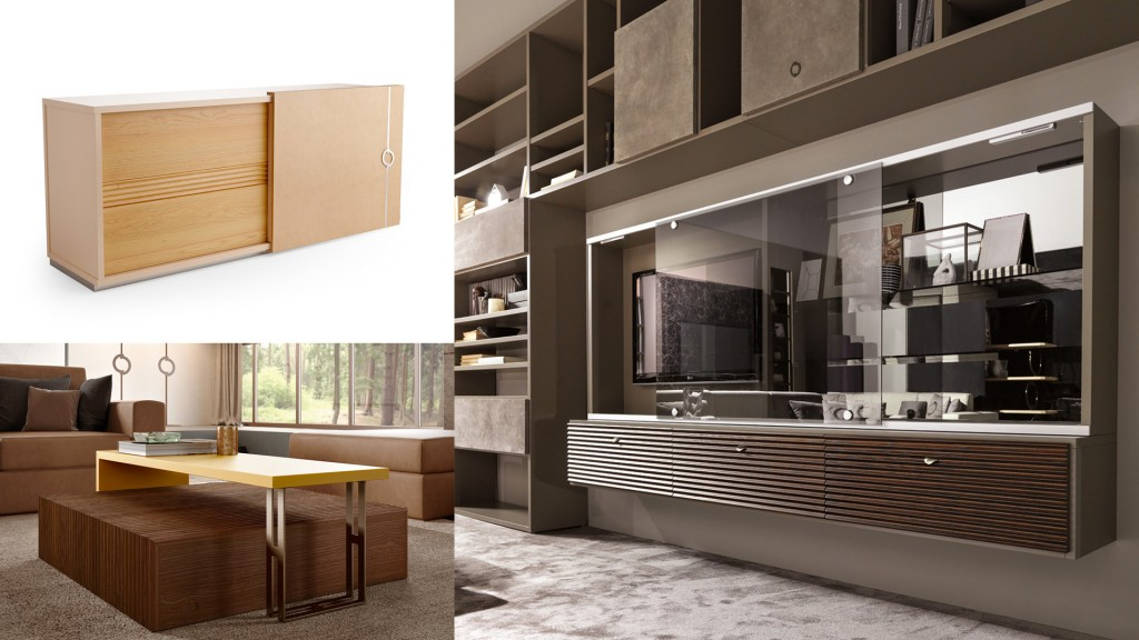 bonseki is the new Modern furniture design - Concept by Caroti
