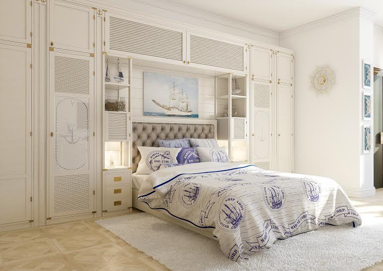 Camera da letto per genitori e figli 03