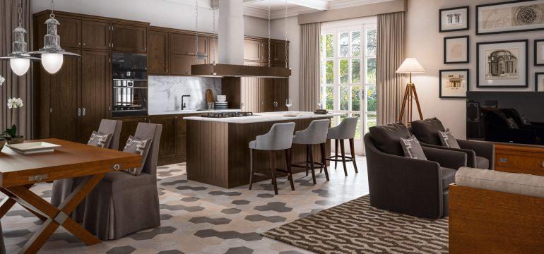 InteriorDesignTrend2018 Cucina e Soggiorno. Open space e ...