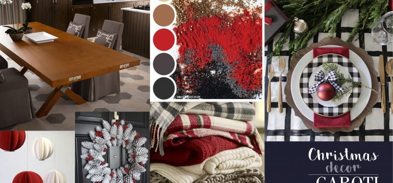 christmas decor tips by caroti in newtraditional style #1