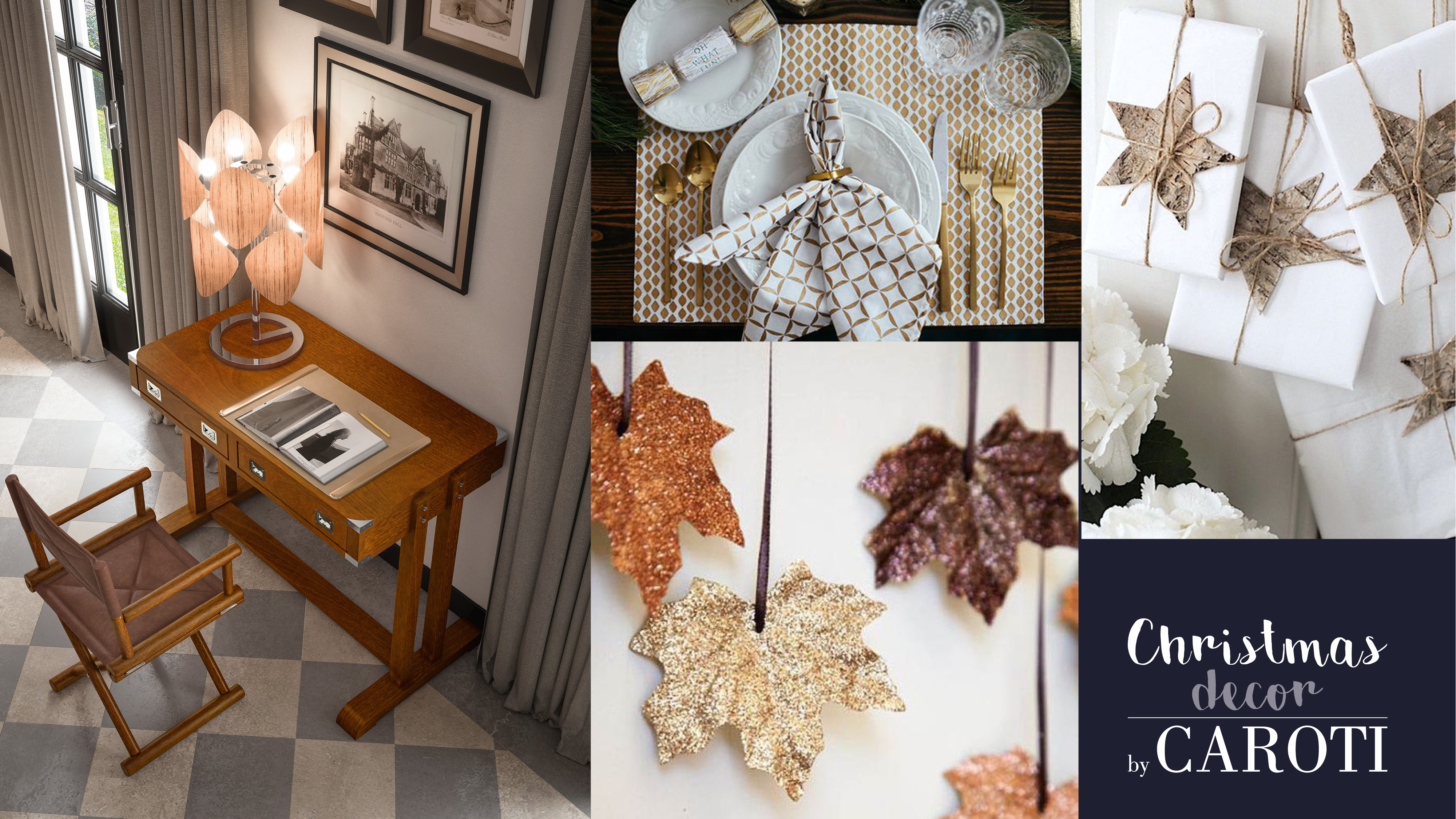 christmas decor tips by caroti in newtraditional style #2