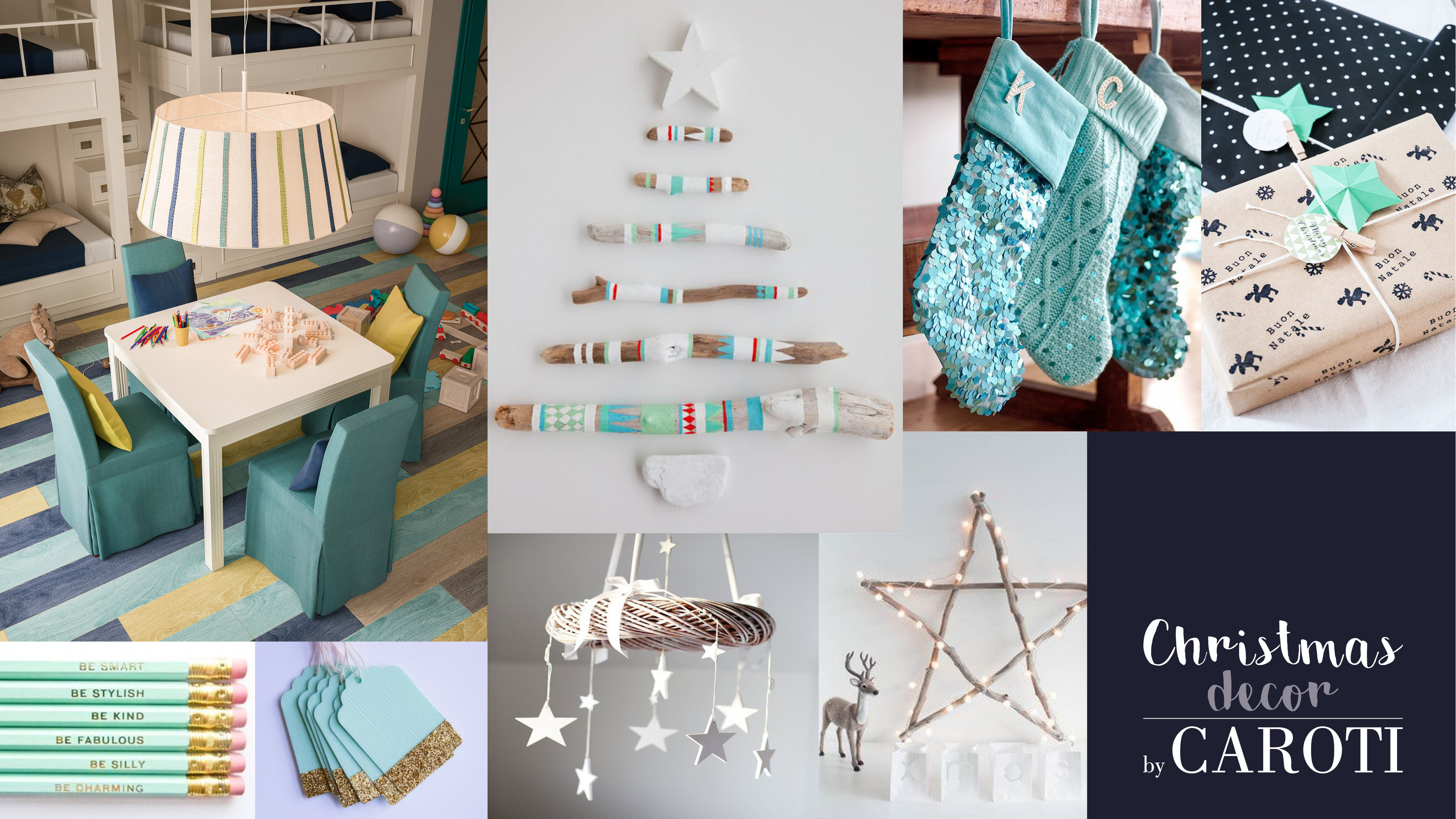 christmas decor ideas by caroti in scandinavian style tiffany #2