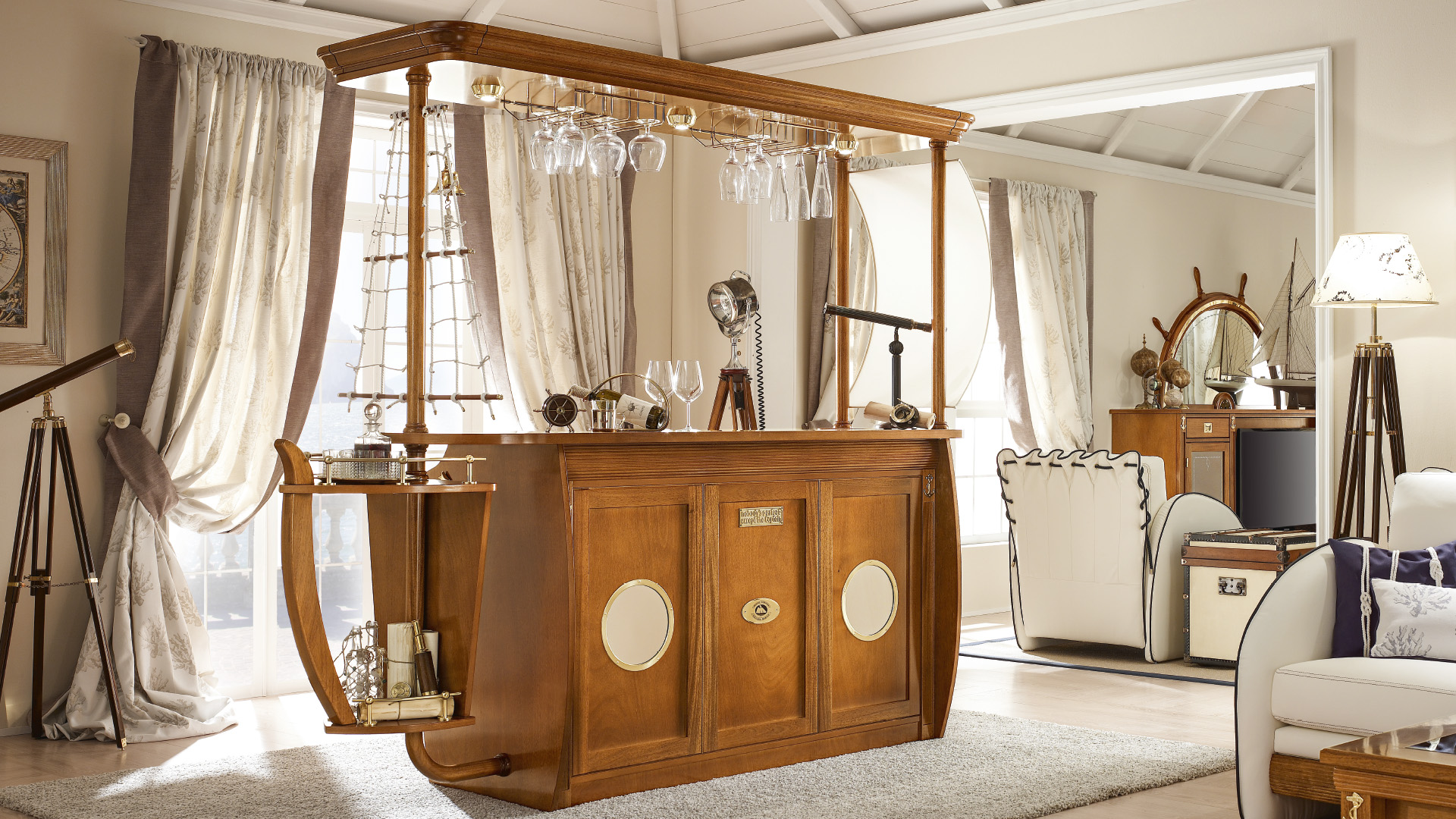Bar Cabinet Caravella
