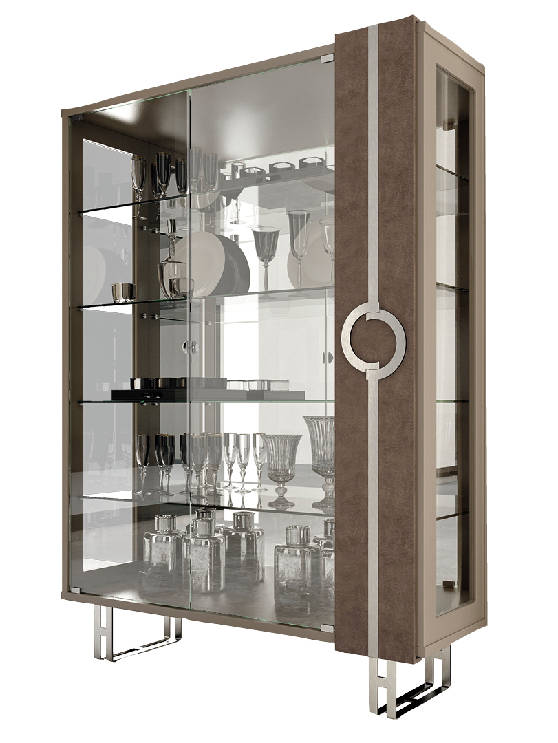 LIFT Glass Cabinet