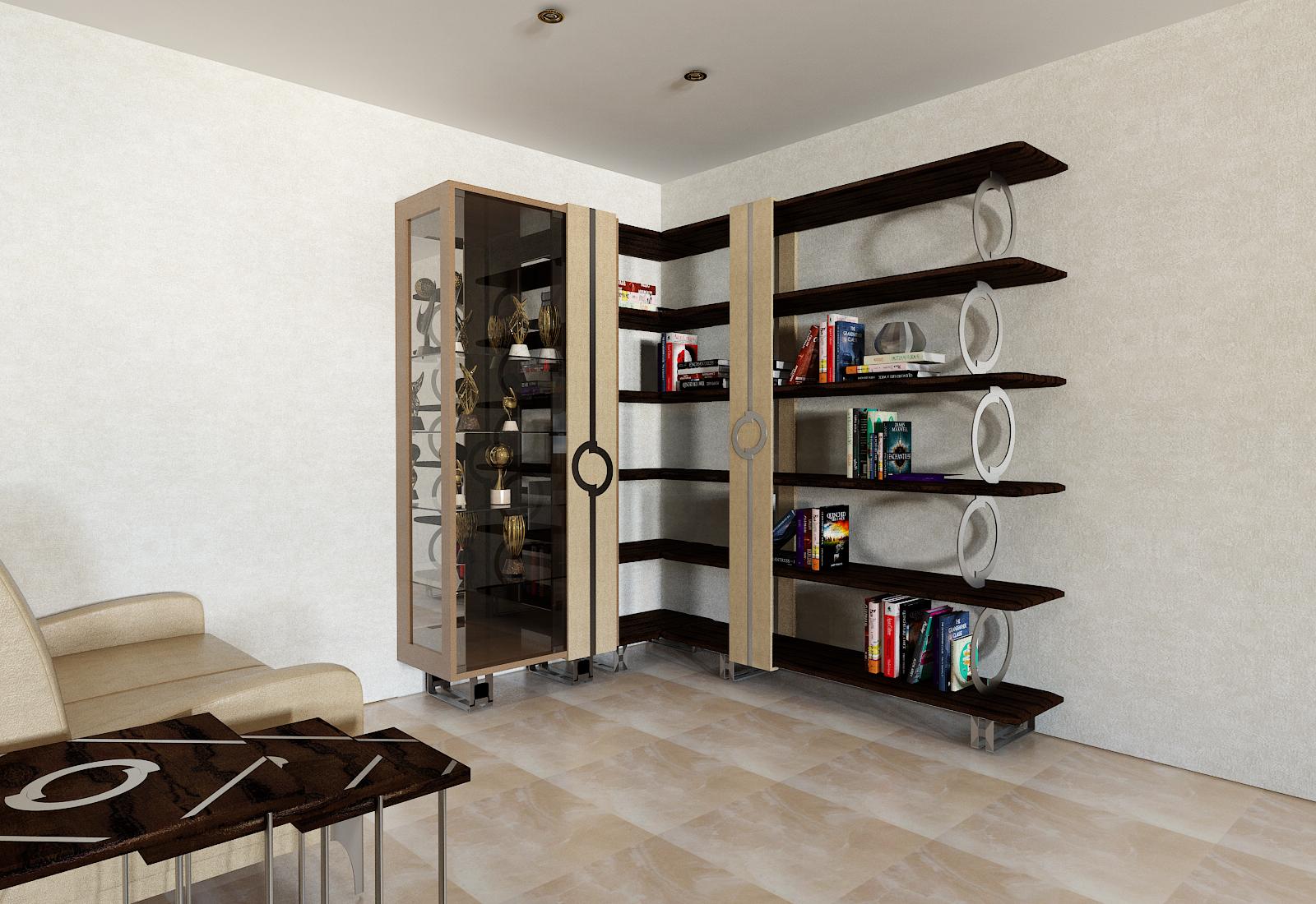 Special Corner Cabinet