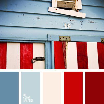 Colour Palette Riviera Style