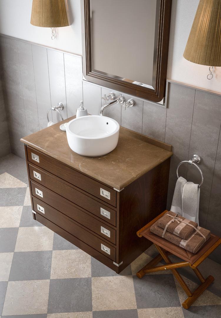 Savoia washbasin cabinet