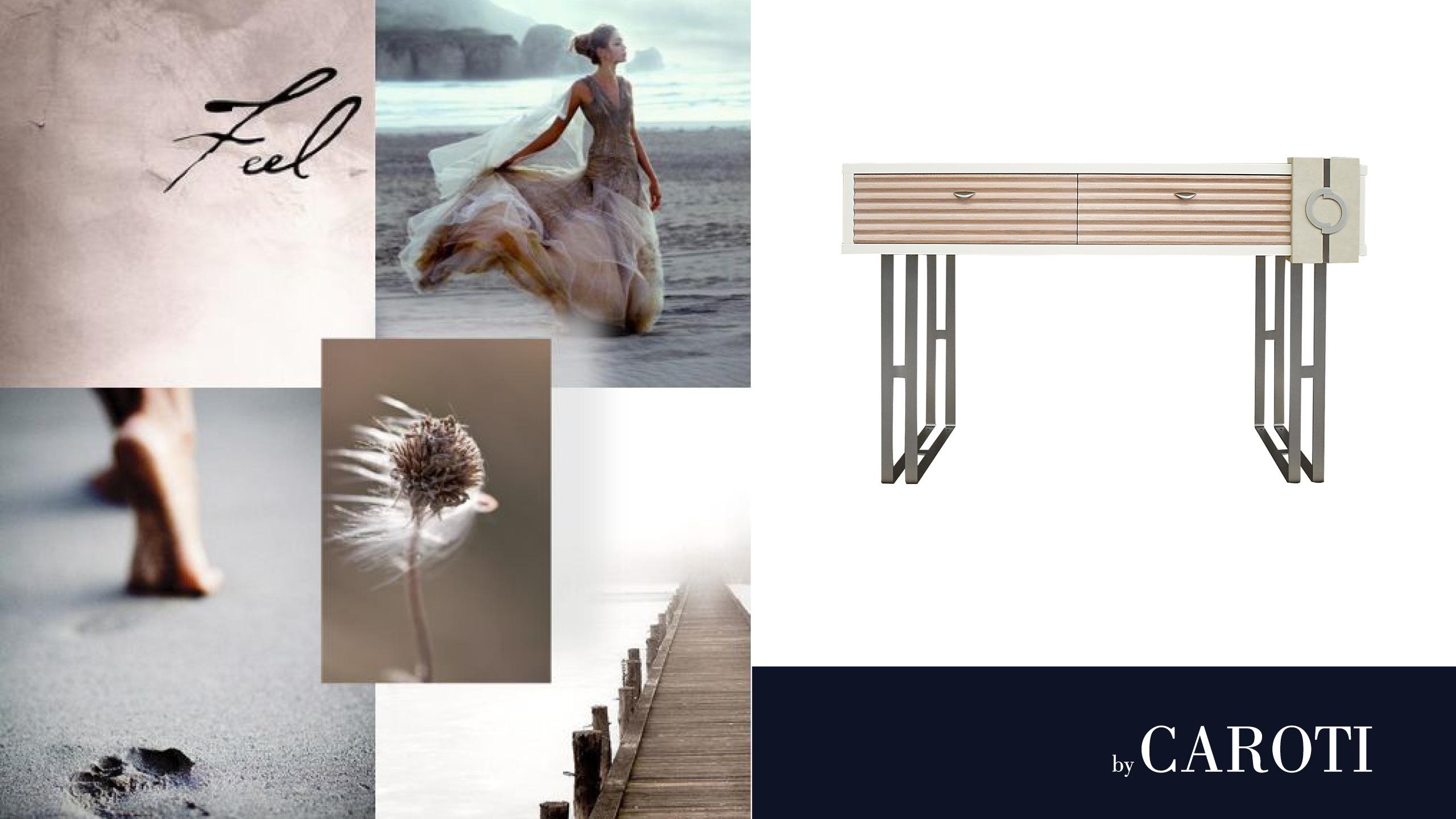 Concept - Lift vanity Desk