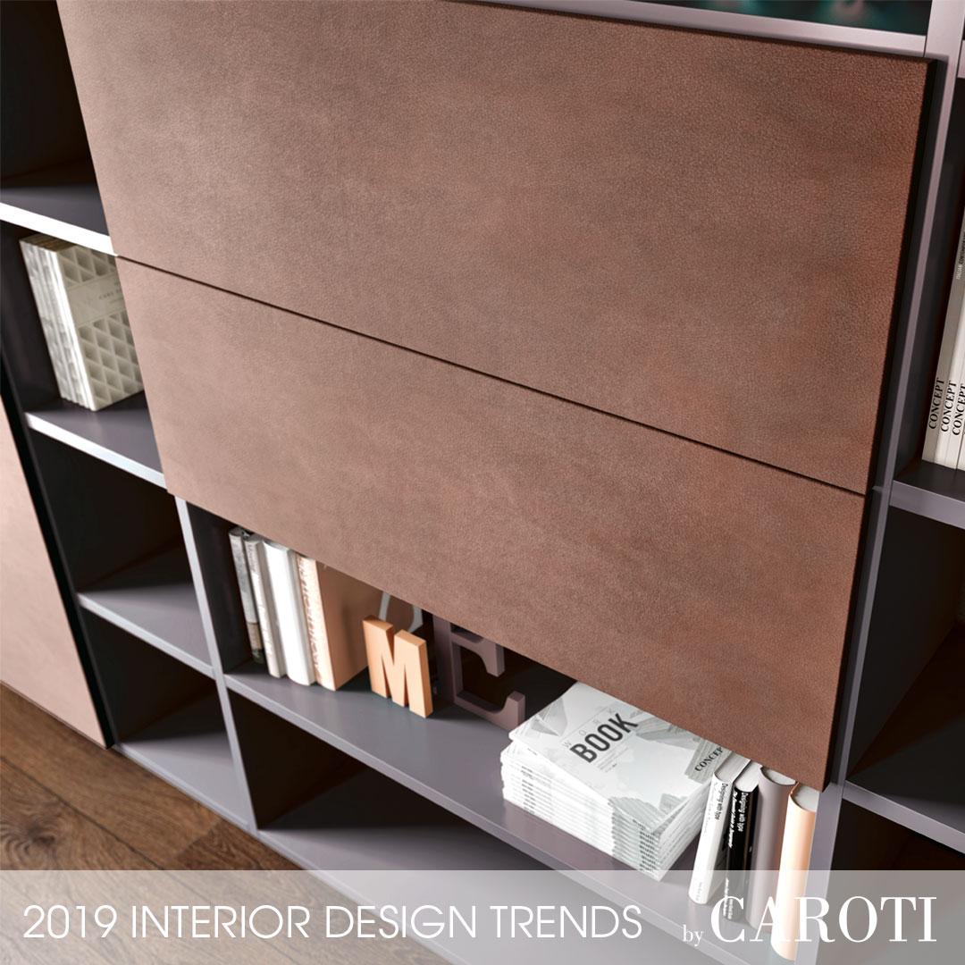 Concept by Caroti - Rubik modular bookcase