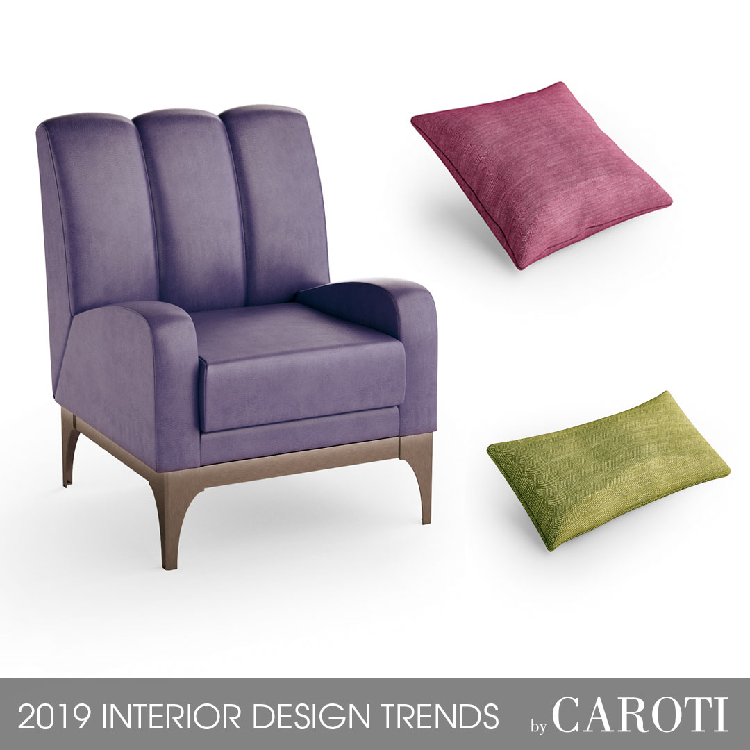 Concept by Caroti - Quartz Armchair