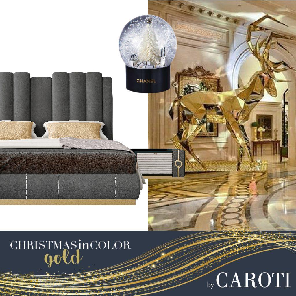 Christmas 2018 gold Caroti Concept
