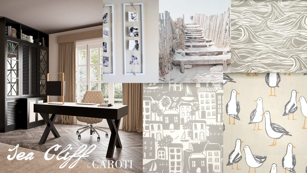 decorating children's bedroom with pastel colors writing desk home office vecchia marina by caroti