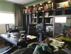 ufficio privato vecchia marina caroti mogano black