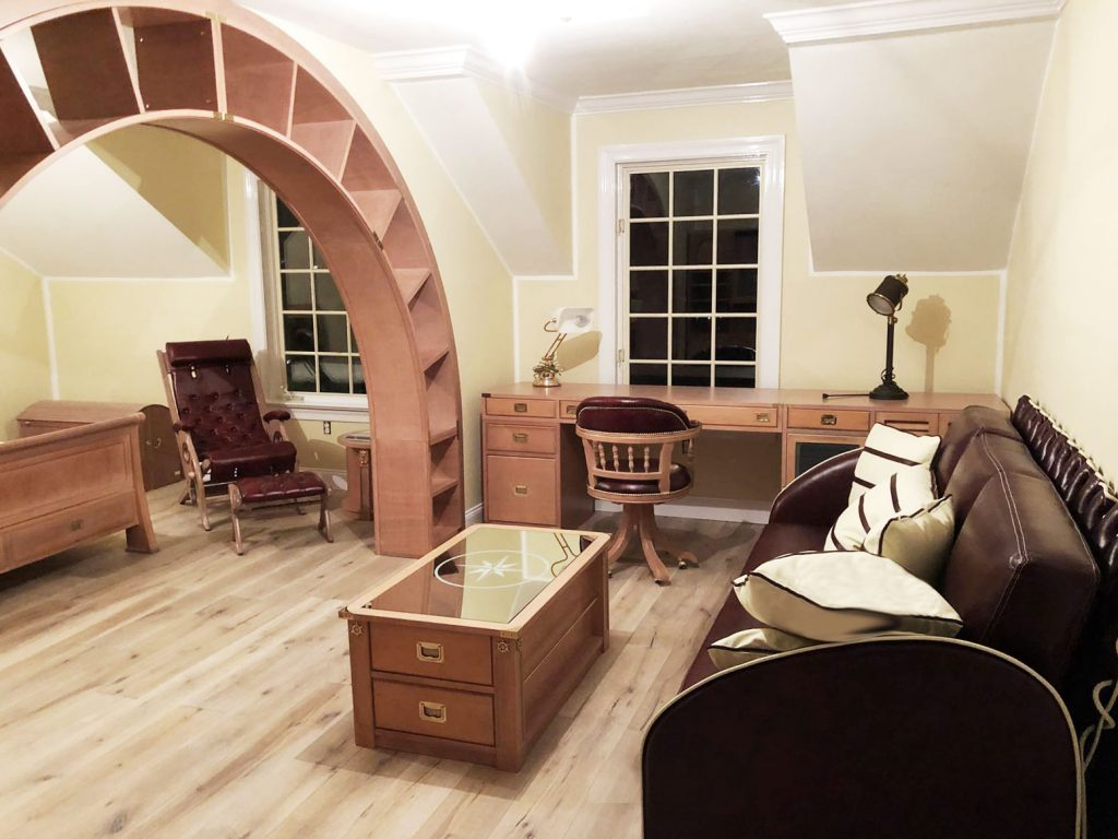 suite ospiti mobili su misura