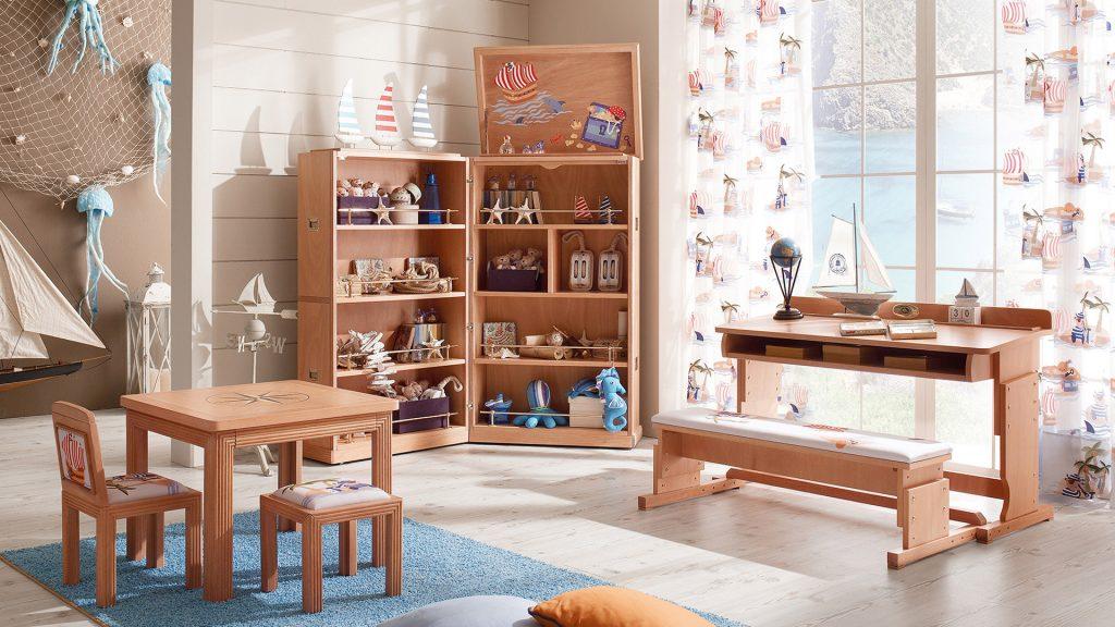 montessori kids bedroom