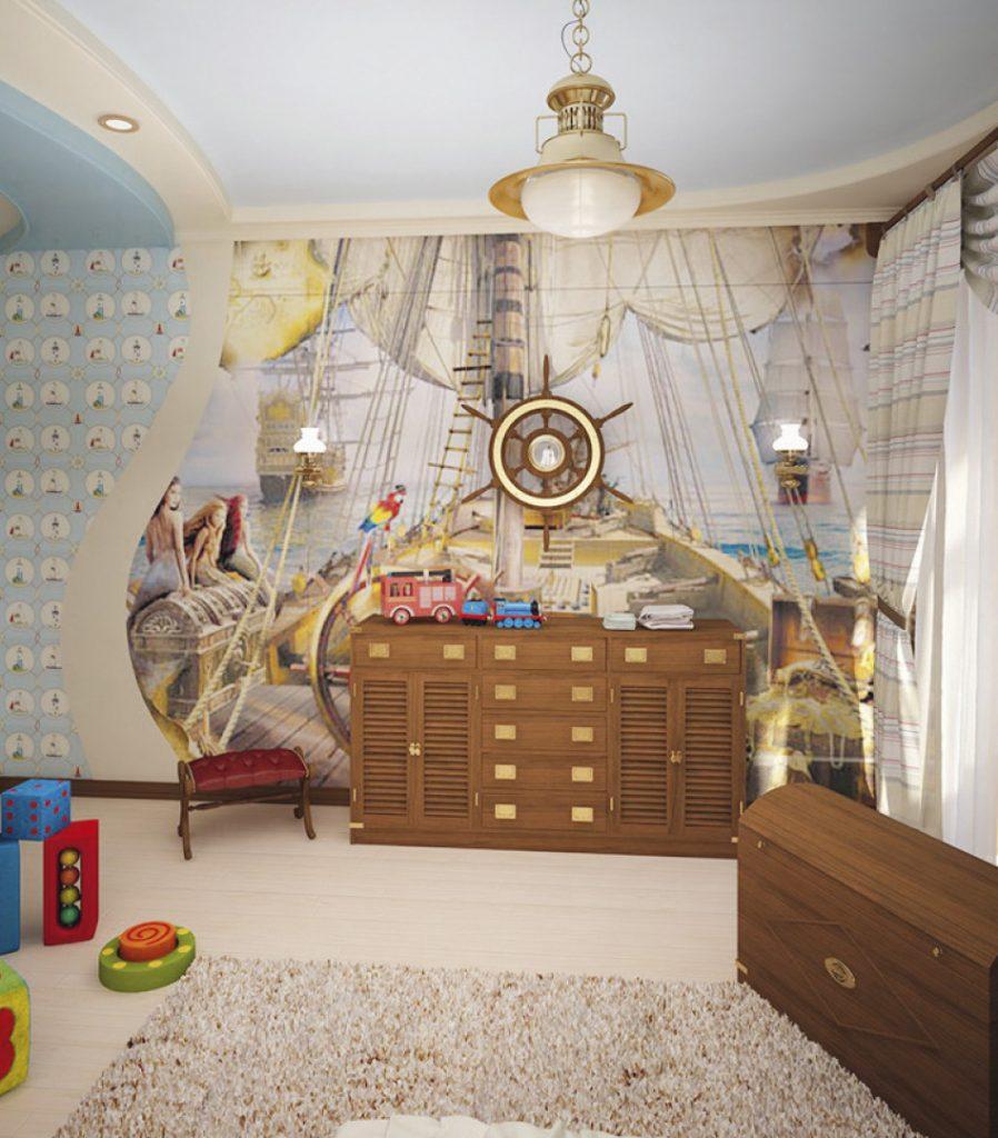 Calafuria The Boat Bed For Original Kids Bedrooms Caroti